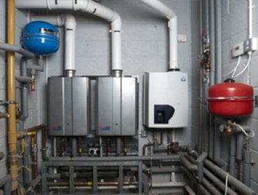 BOILERS AND WATER COOLING